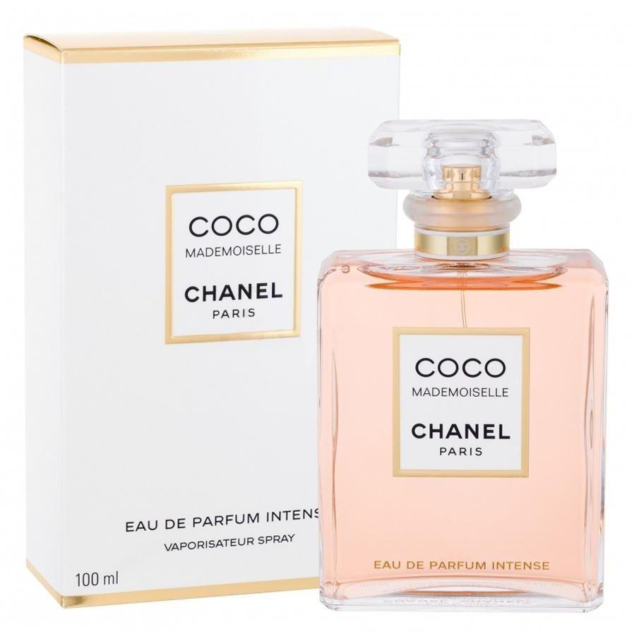"""""""It reminds me of my grandma who always wore Chanel No. 5, and she was the very definition of a lady. When I wear Mademoiselle, it makes me feel elegant, poised, and feminine, just like my Grandma!"""" — Maddy"""
