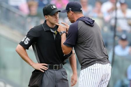 MLB notebook: Yankees' Boone gets 1-game suspension