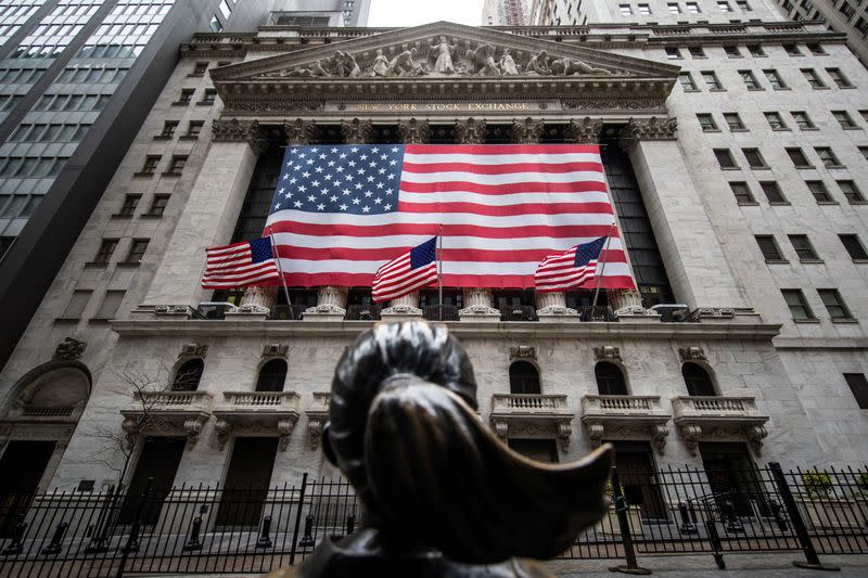 Wall Street rallies on promising coronavirus drug