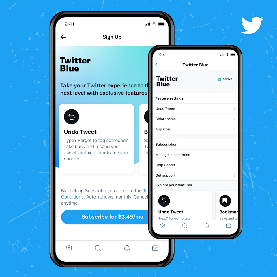 Twitter is introducing a subscription for