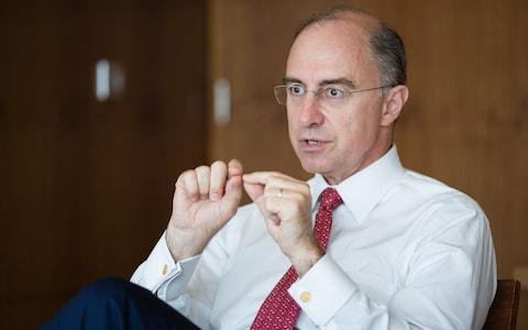 Xavier Rolet took up the top job at LSEG in 2009