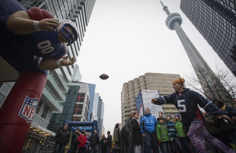Brandon: Bills to review benefits of Toronto games