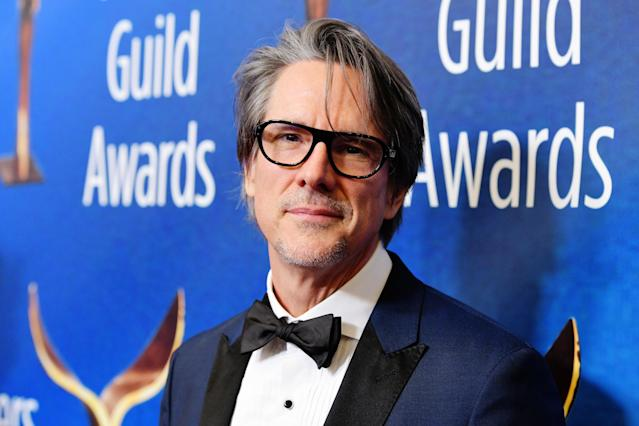 Charles Randolph attends the 2020 Writers Guild Awards West Coast Ceremony at The Beverly Hilton Hotel on February 01, 2020. (Charley Gallay/Getty Images for WGAW)