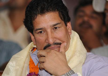Ganesh Thapa (file photo)