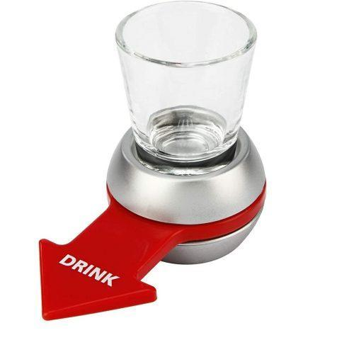 Barbuzzo Spin the Shot Drinking Game, best drinking games