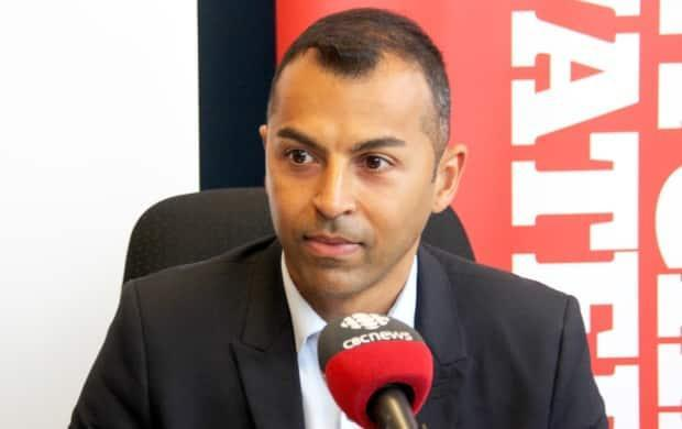 Former MP Marwan Tabbara has pleaded guilty to two counts of assault and being unlawfully in a dwelling house following a fight with two people in a house in Guelph, Ont., in April 2020. (Kate Bueckert/CBC - image credit)