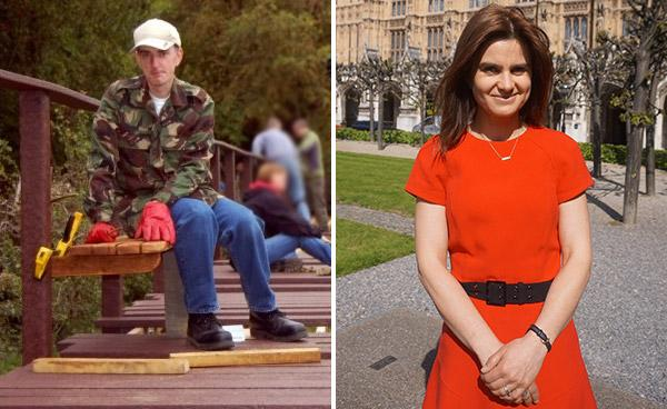 'Jo Cox's killer walked away without a care'
