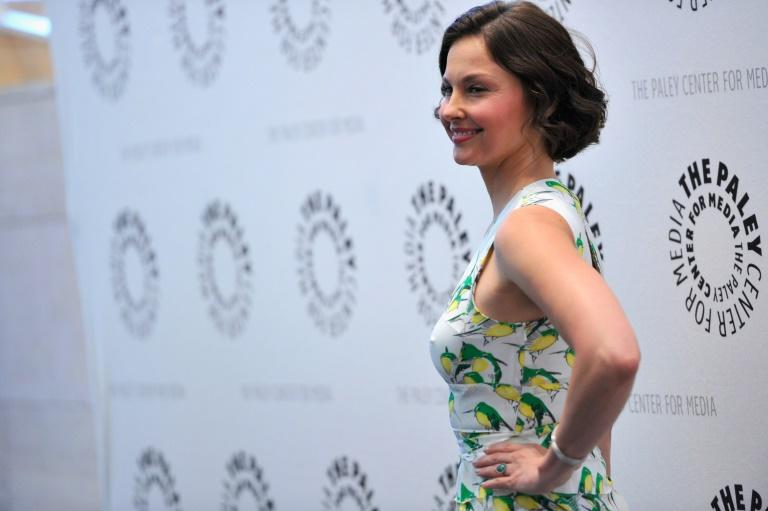Actress Ashley Judd, pictured at a 2012 function in Beverly Hills, California, is among Weinstein's highest-profile accusers