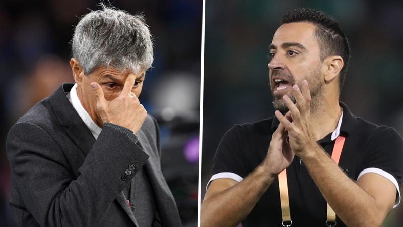 'Setien not a coach we're backing for the future' – Barcelona presidential hopeful Font wants Xavi in the dugout