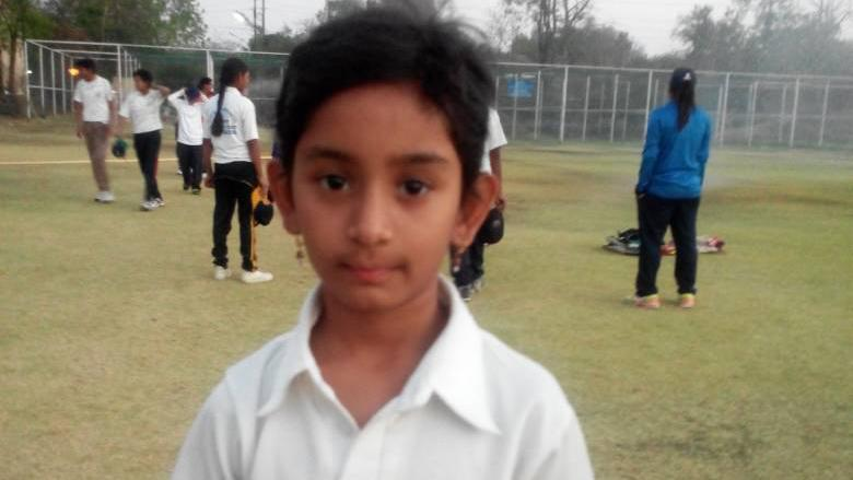 9-Year-Old Girl Set to Play in Indore's Under-19 Squad!