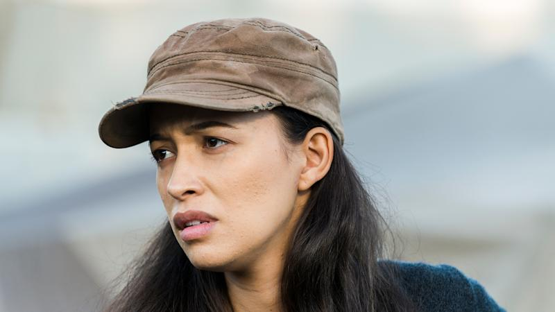 The Walking Dead's Christian Serratos Will Reportedly Play Selena in Netflix Series