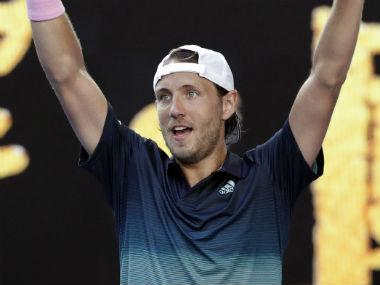 Australian Open 2019: Lucas Pouille stuns Milos Raonic in four sets, advances to maiden Grand Slam semi-final