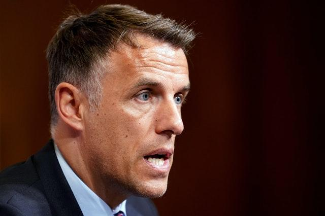Phil Neville guided England to the World Cup semi-finals in 2019