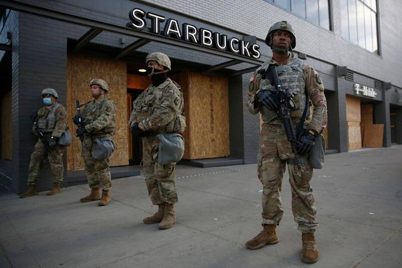Bills Would Ban Sale of Military Weapons to Police, Bar Deployment of Troops to Protests