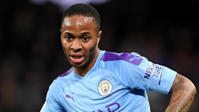 Raheem Sterling Manchester City 2019-20