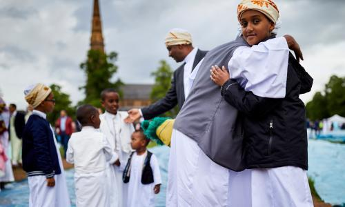 Eid under lockdown will be tough – but it can help us understand past hardships