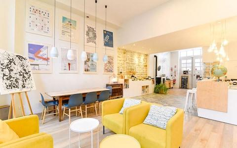 Slo Living Hostel, Lyon