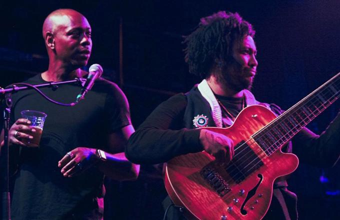Watch Thundercat Bring Out Surprise Guests Dave Chappelle, Flying Lotus, and Robert Glasper