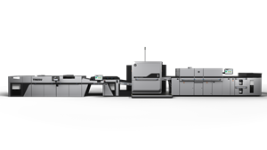 HP Indigo 35K Digital Press for folding cartons offering new levels of print quality, productivity, and applications.