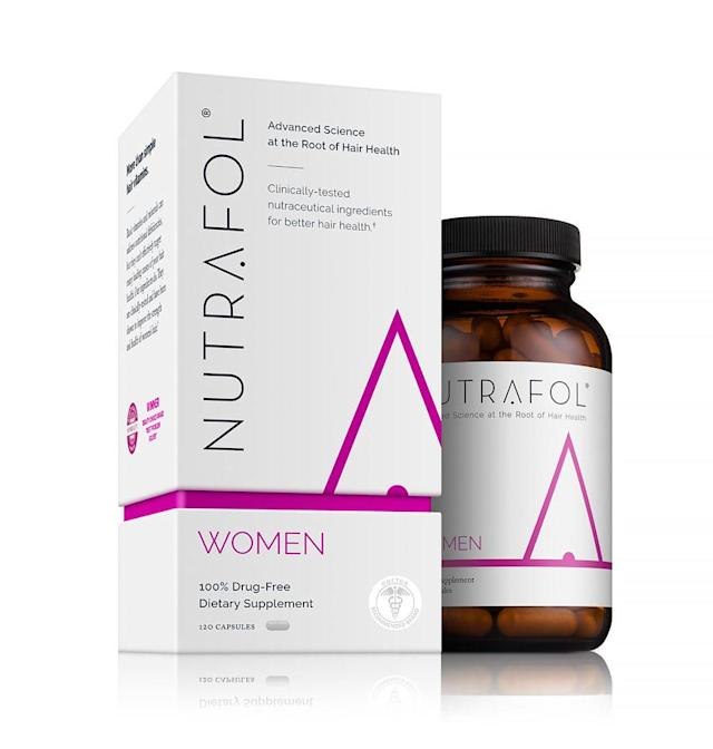 Nutrafol's Hair Mineral Analysis test allows its users to get a better understanding of what nutrients their body lacks. (Photo: Nutrafol)