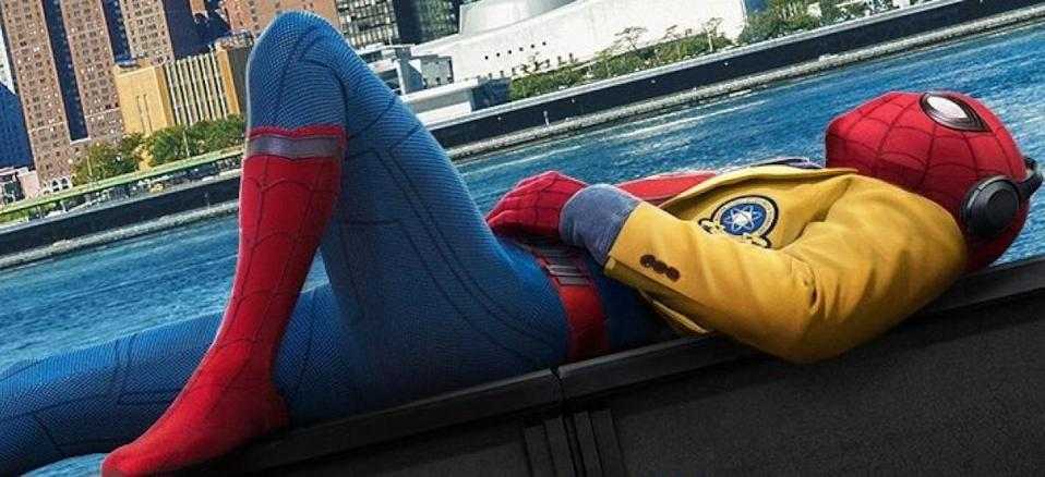 Spider-Man in casual mode (credit: Sony/Marvel Studios)