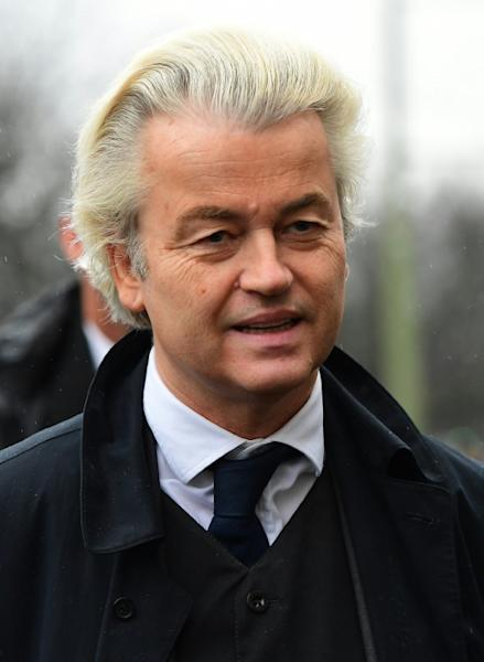 Wilders tweeted after the AfD score: The message is clear. We are not Islamic nations