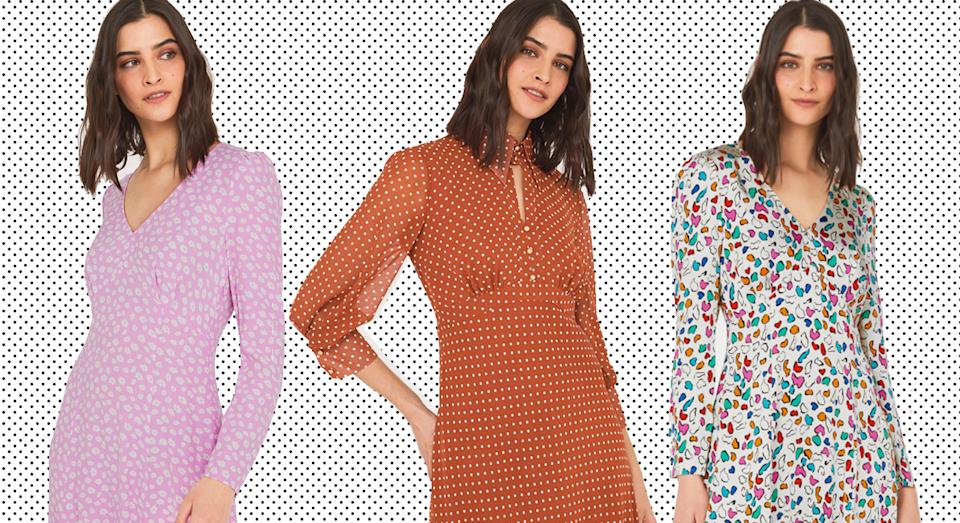 Marks and Spencer launches 20-piece exclusive Finery London edit. (Marks and Spencer/ Yahoo Style UK)