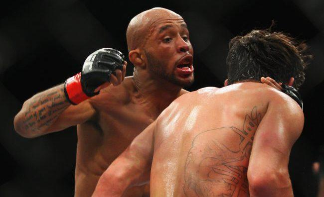 Flyweight champ Demetrious Johnson out of UFC 201 with injury