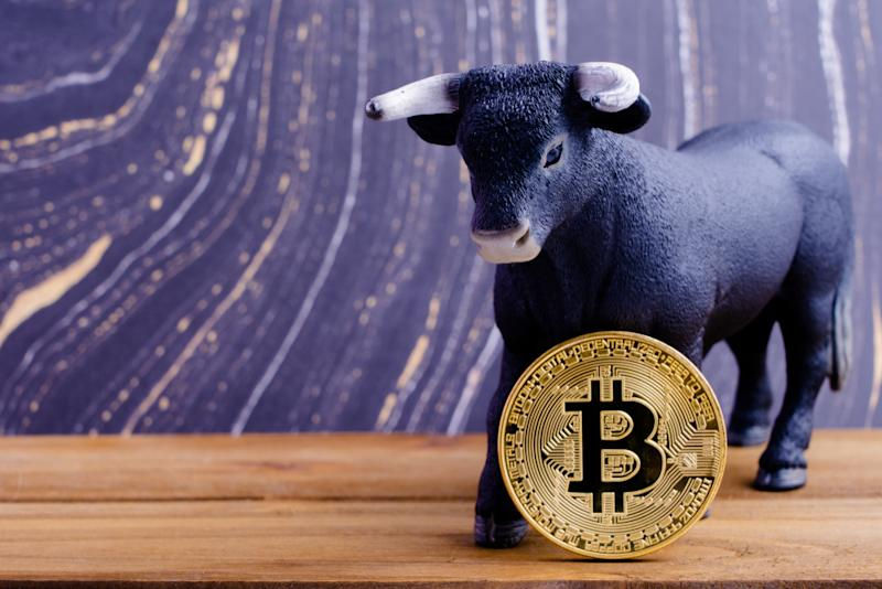 bitcoin price bullish
