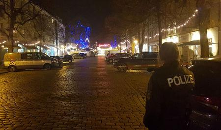 Potsdam bomb alert: Object containing explosives under investigation by German police