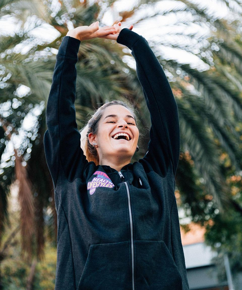 "<strong>""We talk about healthy habits and we give them tools... I think we've already won so much""</strong><br><strong><em>Paula, 20, Barcelona</em></strong><br><br>Physical activity is vital for staying fit and healthy from a young age, something that 20-year-old Paula wants to raise awareness of in Barcelona. Through the Gasol Foundation and FIVALÍN project, which seeks to reduce childhood obesity rates and improve people's quality of life, she works directly with children and their families in a fun and dynamic environment.<br><br>The Gasol Foundation is majority female-run and its coaches engage not just with young girls and boys but with their parents too – more often than not, their mothers. Through these projects, women are helping other women to stay fit and healthy.<br><br>""Anybody can practise whatever sport they want and that allows us to create social moments, sharing with friends and with people you don't even know,"" Paula says. Building relationships and getting parents involved on a child's journey towards a healthier lifestyle is key when it comes to adherence.<br><br>Just as crucial as exercise is nutrition and cultivating positive lifestyle habits. Paula adds: ""The fact that we can have a space dedicated solely to providing adults and kids with the opportunity to be together and on top of that, we talk about healthy habits and we give them tools, we cover topics and raise awareness of these habits, I think we've already won so much."" In a country where obesity is a national concern, Paula's holistic, grassroots approach to healthy living is refreshing and vital."