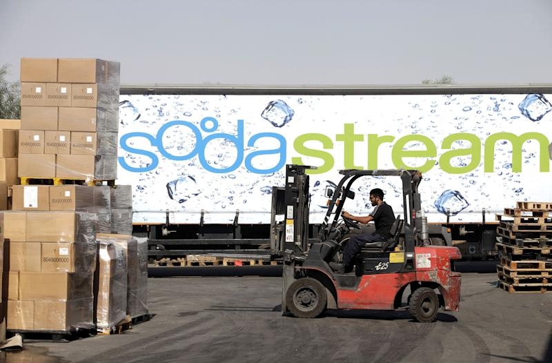 PepsiCo to buy Israel's SodaStream for $3.2 billion