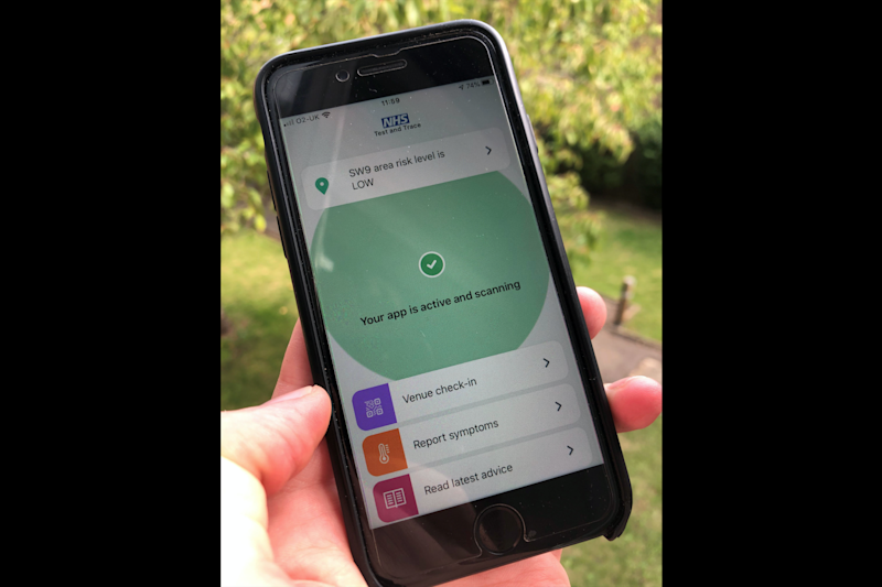Major questions about effectiveness of contact tracing app left unanswered, charity warns