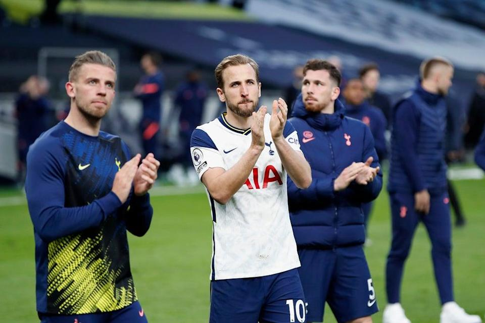 Alderweireld left Spurs in the summer after 236 appearances for the club (Getty Images)