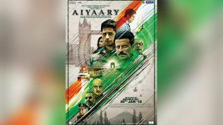 Aiyaari Team Releases First Poster; Twitterati Is All Praise For Sidharth Malhotra's Look in the Film