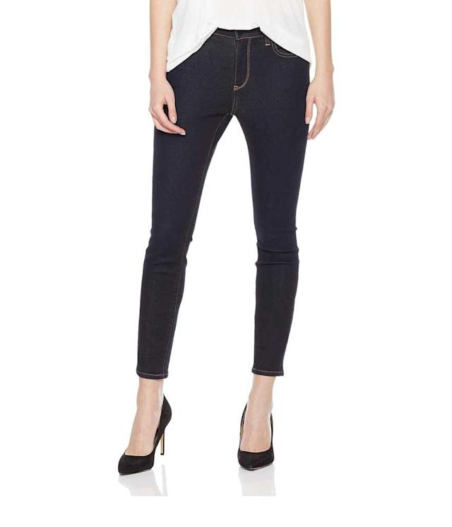 "<p>Women's Layla Stunner Mid Rise Skinny Crop Jean in Classic Indigo, $49 + up to 50% off, <a href=""https://www.amazon.com/HALE-Womens-Stunner-Skinny-Destroyed/dp/B077Q37KB4/ref=sr_1_fkmr0_1?s=apparel&ie=UTF8&qid=1531256347&sr=1-1-fkmr0&nodeID=7147440011&psd=1&keywords=%E2%80%A2%09HALE%2BWomen%27s%2BLayla%2BStunner%2BMid%2BRise%2BSkinny%2BCrop%2BJean%2Bin%2BClassic%2BIndigo&th=1"" rel=""nofollow noopener"" target=""_blank"" data-ylk=""slk:amazon.com"" class=""link rapid-noclick-resp"">amazon.com</a> </p>"