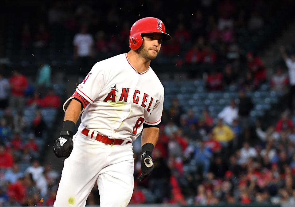 Veteran Tommy La Stella is headed to the Oakland A's. (Photo by Jayne Kamin-Oncea/Getty Images)