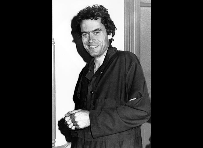 Ted Bundy at one time in the 1970s had a bright future in the Washington State Republican Party, but instead became one of the most famous serial killers and necrophiliacs. He often deceived his victims, all women, into thinking that he was injured and in need of help before attacking them. In 1976 he was arrested for an attempted kidnapping, but while acting as his own lawyer, he escaped. He migrated to Tallahassee where he killed two women in a Florida State University sorority house. He was convicted of those murders and while on death row in 1989 he confessed to 50 other murders. <em><strong>Correction</strong>: A previous version of this slide misstated the location of the Florida State murders as Pensacola, Fla.</em>