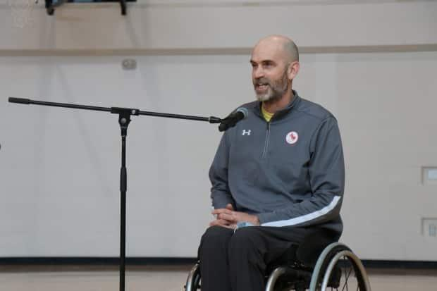 Paralympic sailor Paul Tingley says making sports accessible to para-athletes requires money to cover equipment and facilities costs, proper training for coaches and welcoming environments.
