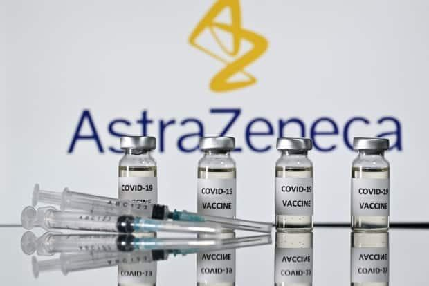 On P.E.I. the AstraZeneca vaccine was being delivered in pharmacies. (Justin Tallis/AFP via Getty Images - image credit)