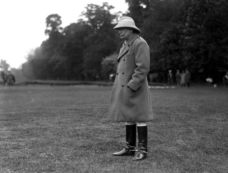 Sir Winston was secretary of state for the colonies before he became prime minister (PA) (PA Archive)