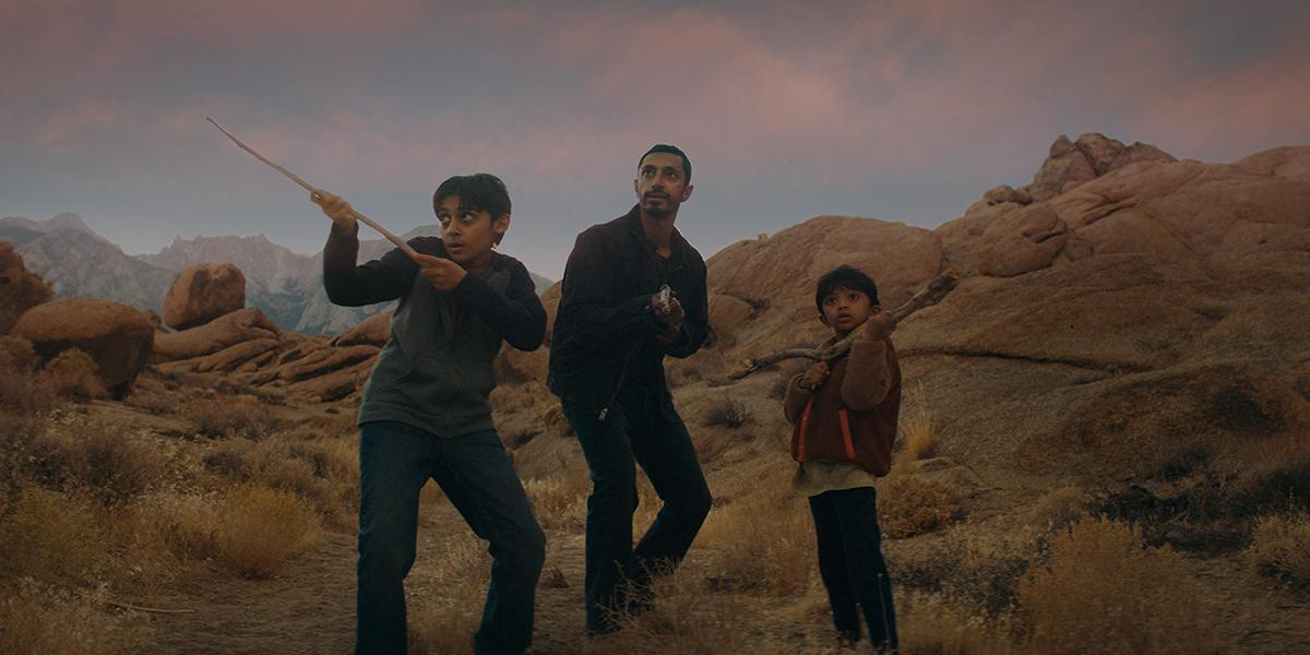 Oscar nominee Riz Ahmed is back in another TIFF offering, Encounter (Photo: Courtesy of TIFF)