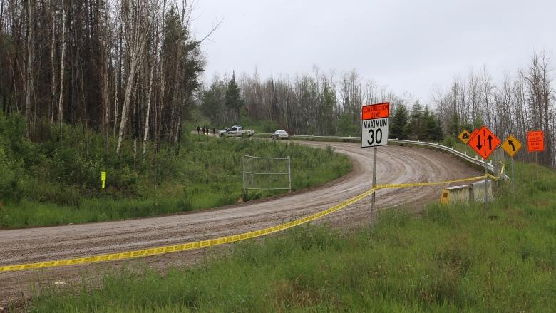 RCMP investigating after man's body found on road in Fort McMurray