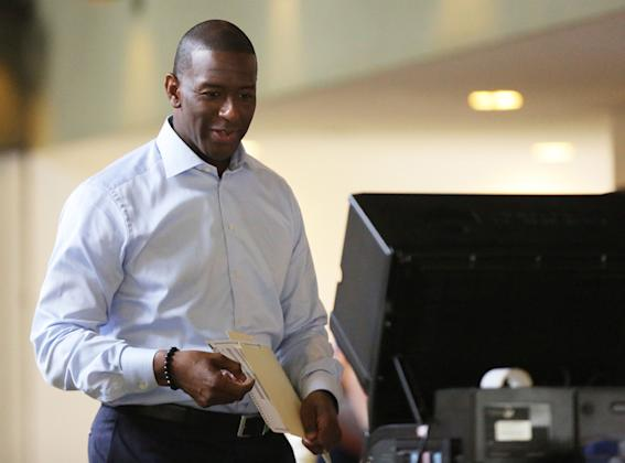 Tragic: Andrew Gillum Loses To An Open Racist And Twitter Is Mourning