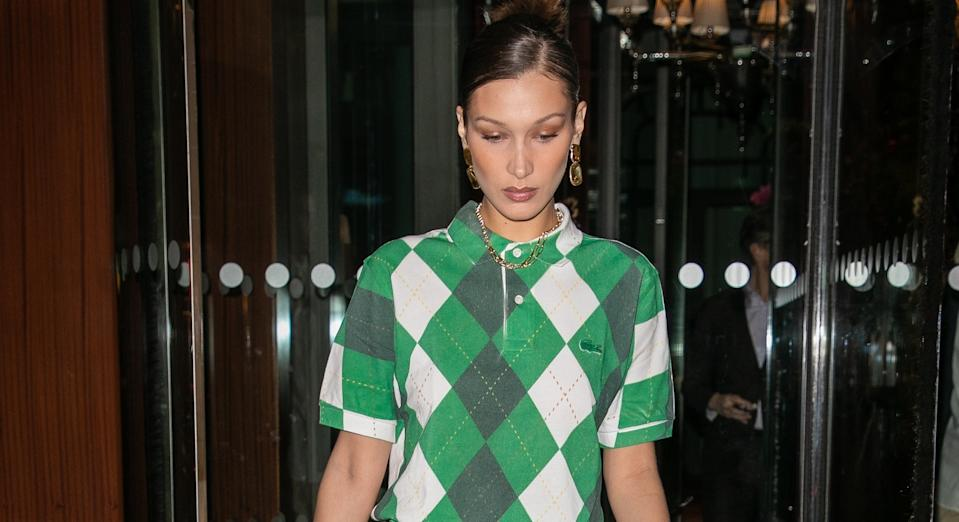 The model revealed she has teamed up with Chrome Hearts for a good cause (Getty Images)