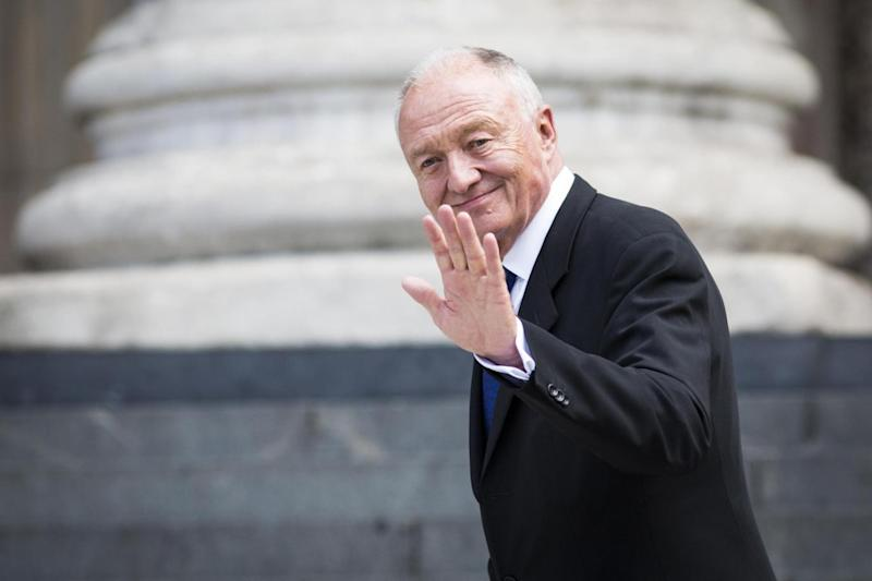 Livingstone: 'Anything can happen in politics' (AFP/Getty)