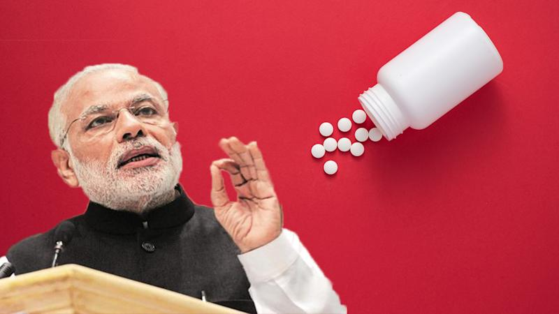 PM Modi Hints at Rules for Doctors to Prescribe Generic Drugs