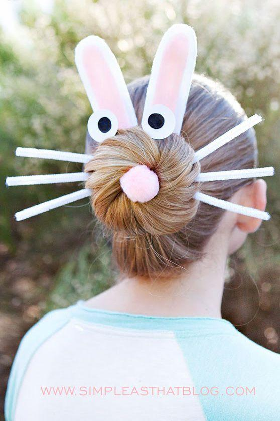 Easy Easter Hairstyles | 8 easy and cute easter hairstyles for kids