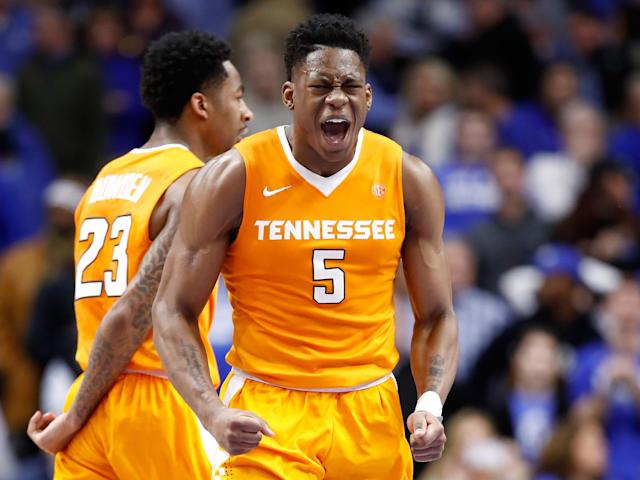Why Tennessee — The Men! — Could Easily Get A No. 1 Seed