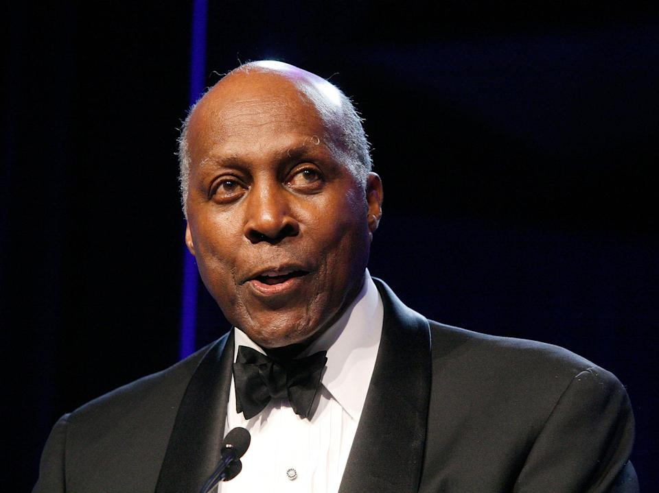 """Vernon Jordan attends the 40th Anniversary Gala for """"A Mind Is A Terrible Thing To Waste"""" Campaign on March 3, 2011 in New York City. (Getty Images)"""